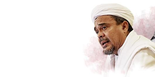 Habib Rizieq Serukan Hadiri Kampanye Prabowo-Sandi di GBK: Ayo Banjiri!