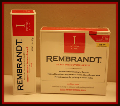 Mommy S Reviews Spring Clean Your Smile With Rembrandt