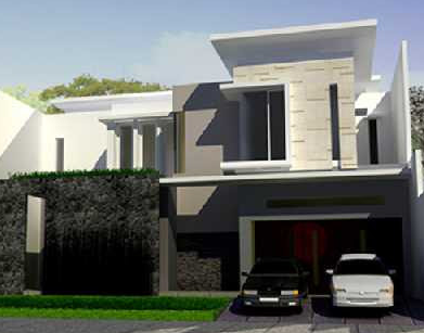 Minimalis Homes Garage Models