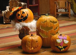 мастер-классы на хэллоуин в киеве