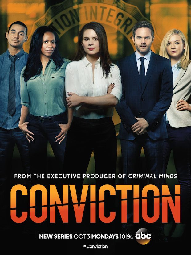 Conviction T1 E2