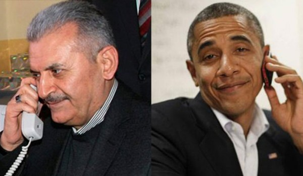 Barack OBAMA vs Binali YILDIRIM
