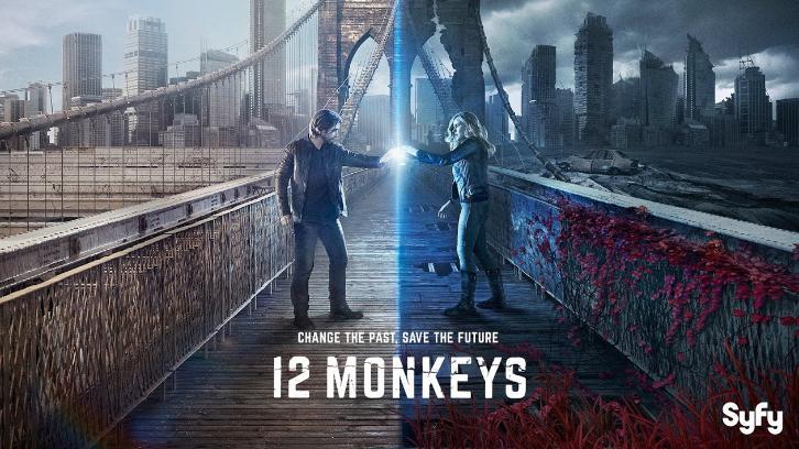 12 Monkeys - Episode 2.12 - Blood Washed Away - Promo & Interview