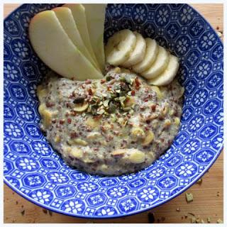 low carb Porridge Alternative
