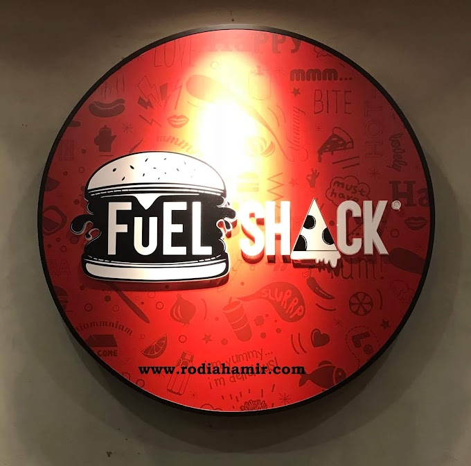Best Burger in Kuala Lumpur – Fuel Shack