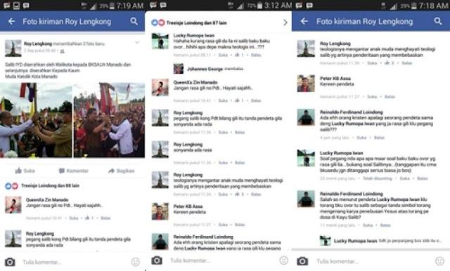 Ratumbanua : Rumopa Harus Meminta Maaf kepada Publik