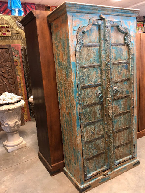 https://www.mogulinterior.com/antique-armoire-arched-door-cabinet-distressed-blue.html