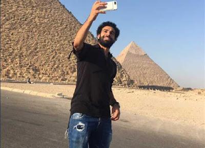 المصريون: نستغل محمد صلاح للدعايا بشكل مباشر للسياحة في مصر