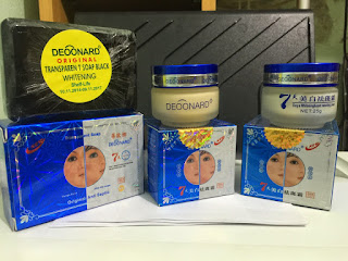 Paket Deoonard 7 Day Sabun Whitening