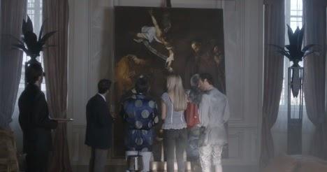 Nelle sale cinematografiche la copia della Natività di Palermo di Calogero Termine