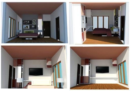 Architecture Project : Rumah Sukajadi Batam Yanikmatilah Saja