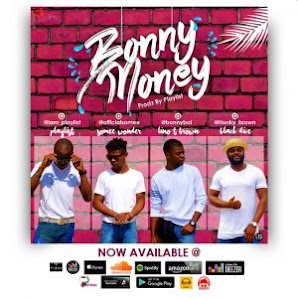 DOWNLOAD MP3: Bonny Money —    Lino T Brown  Ft. Playlist, Somie Wonda