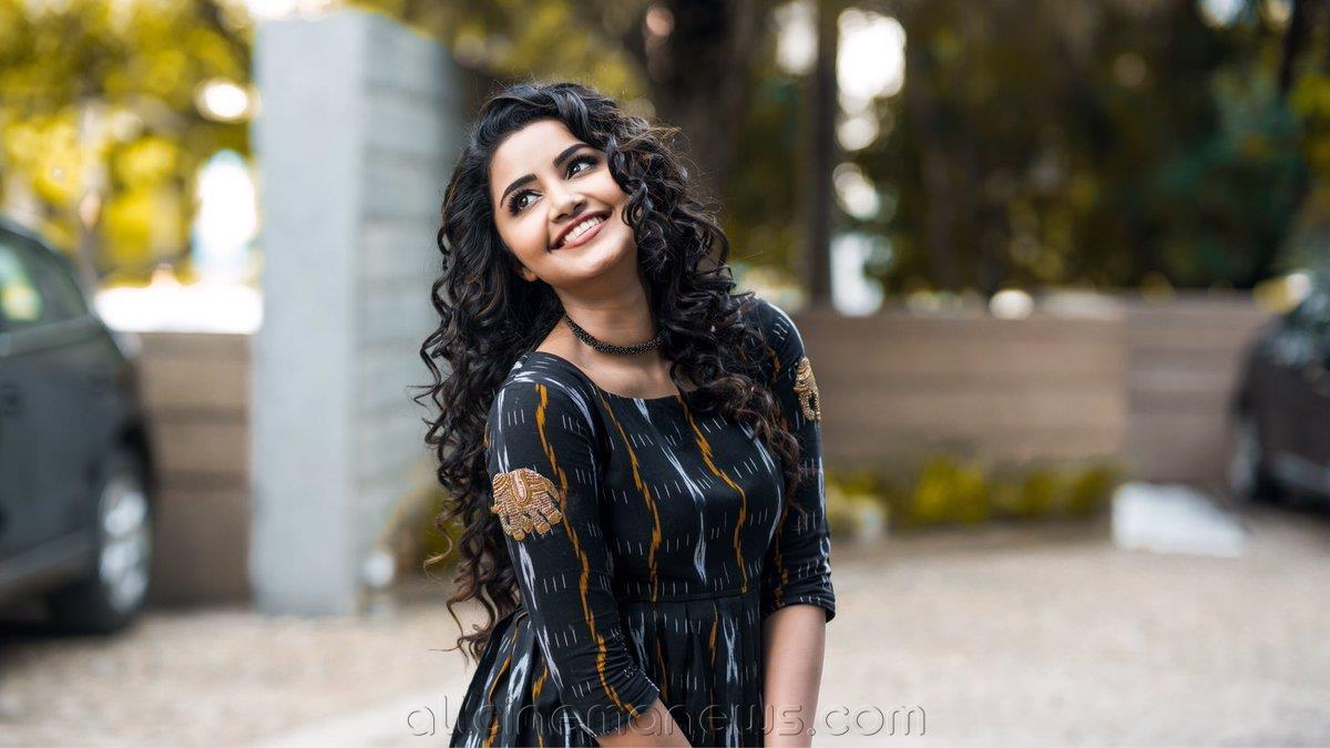 Anupama Parameswaran Latest Photoshoot