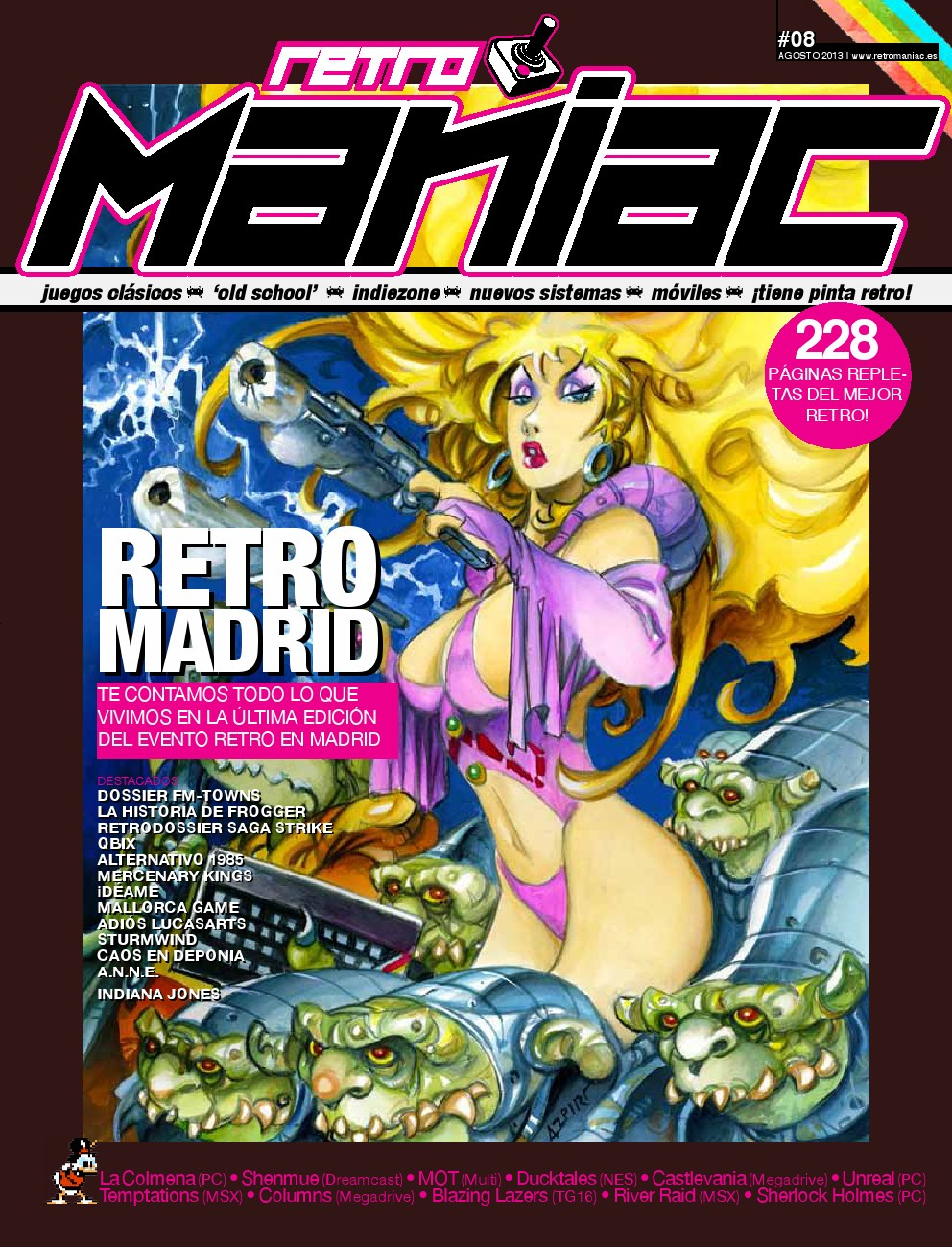 RetroManiac Magazine 08 (08)
