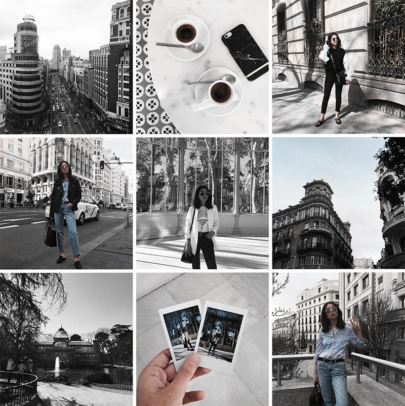 Lately On Instagram | Madrid Edition