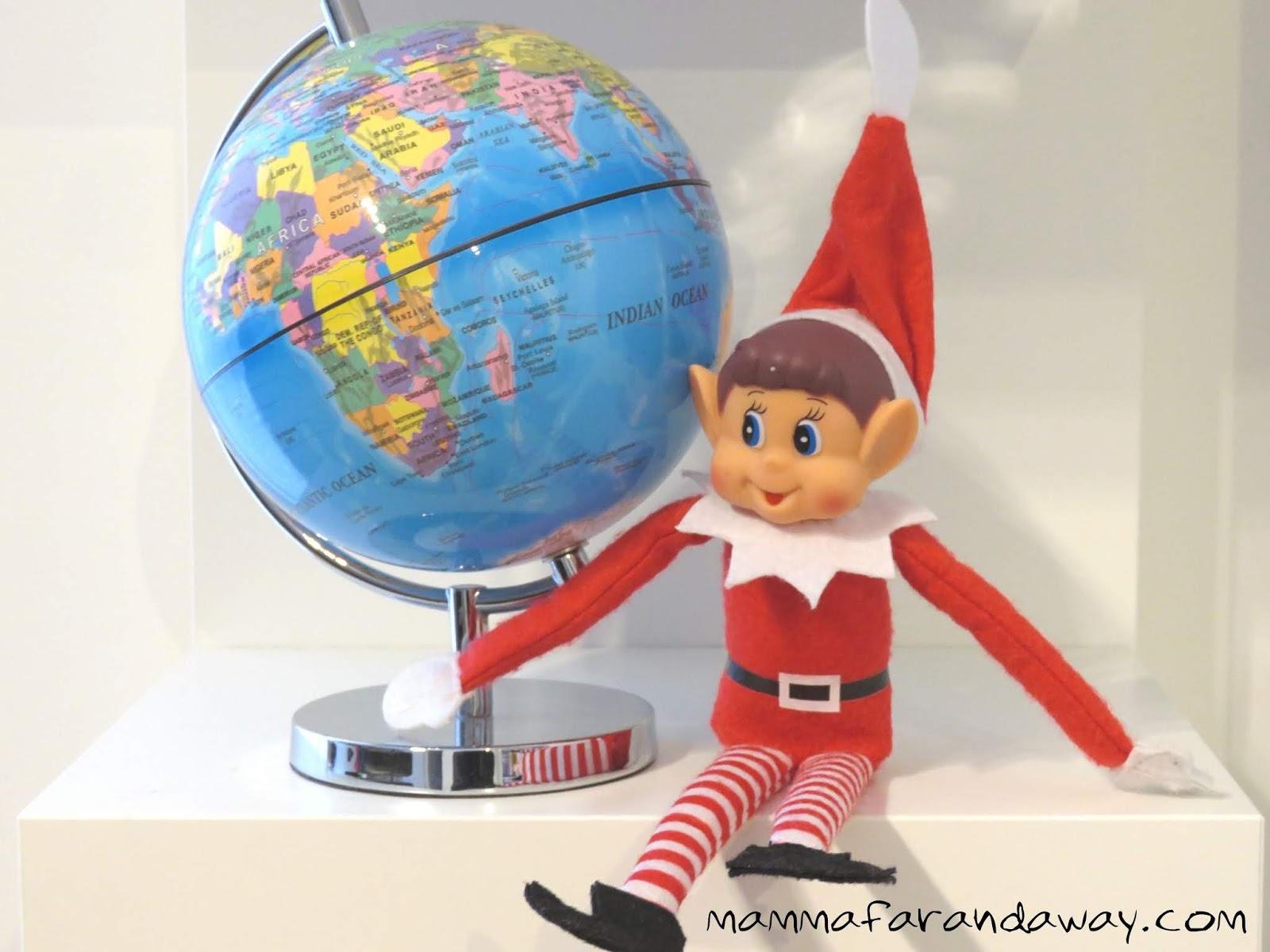 Idee Per Posizionare Mensole elf on the shelf: idee per l'elfo sulla mensola