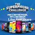 Super phone Challenge Contest Win Free Smartphone