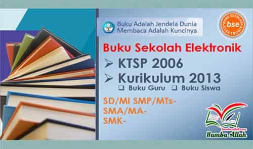 Koleksi Buku Sekolah Elektronik (BSE) Kurikulum KTSP Lengkap