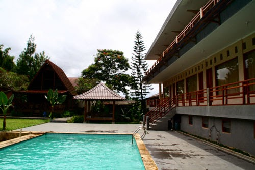 santa monica resort pancawati
