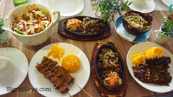 Nonna's Kitchen, Bacolod restaurant