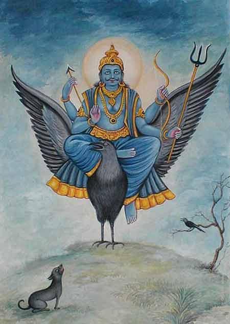 Understanding Saturn Part 1- Sadesati and Therapeutic, Puranic story