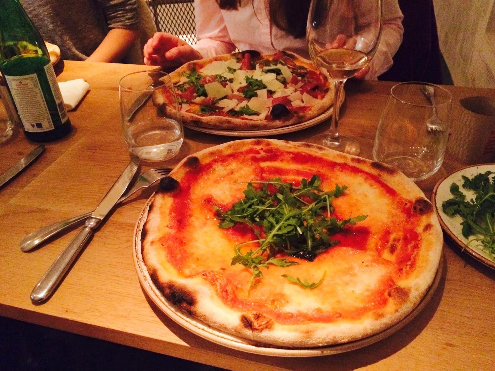 Pizza in Antwerp - Bar Italia