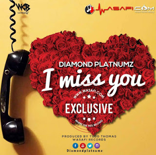Diamond Platnumz - I Miss You Audio