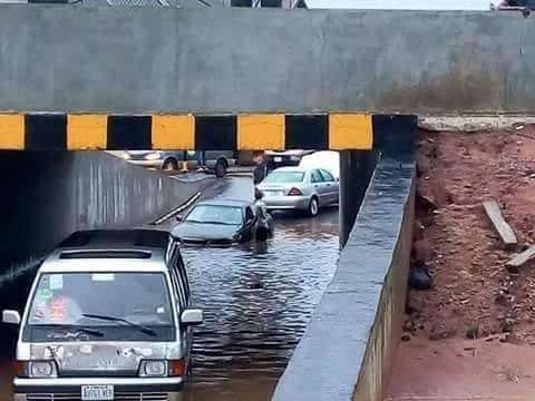 See the state of Oro Tunnel by Gov Rochas in Imo State