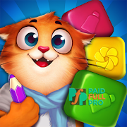 Coloring Book Blast A Collapse And Color Game Mod APK