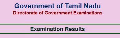 Tamilnadu SSLC 10 Result 2019