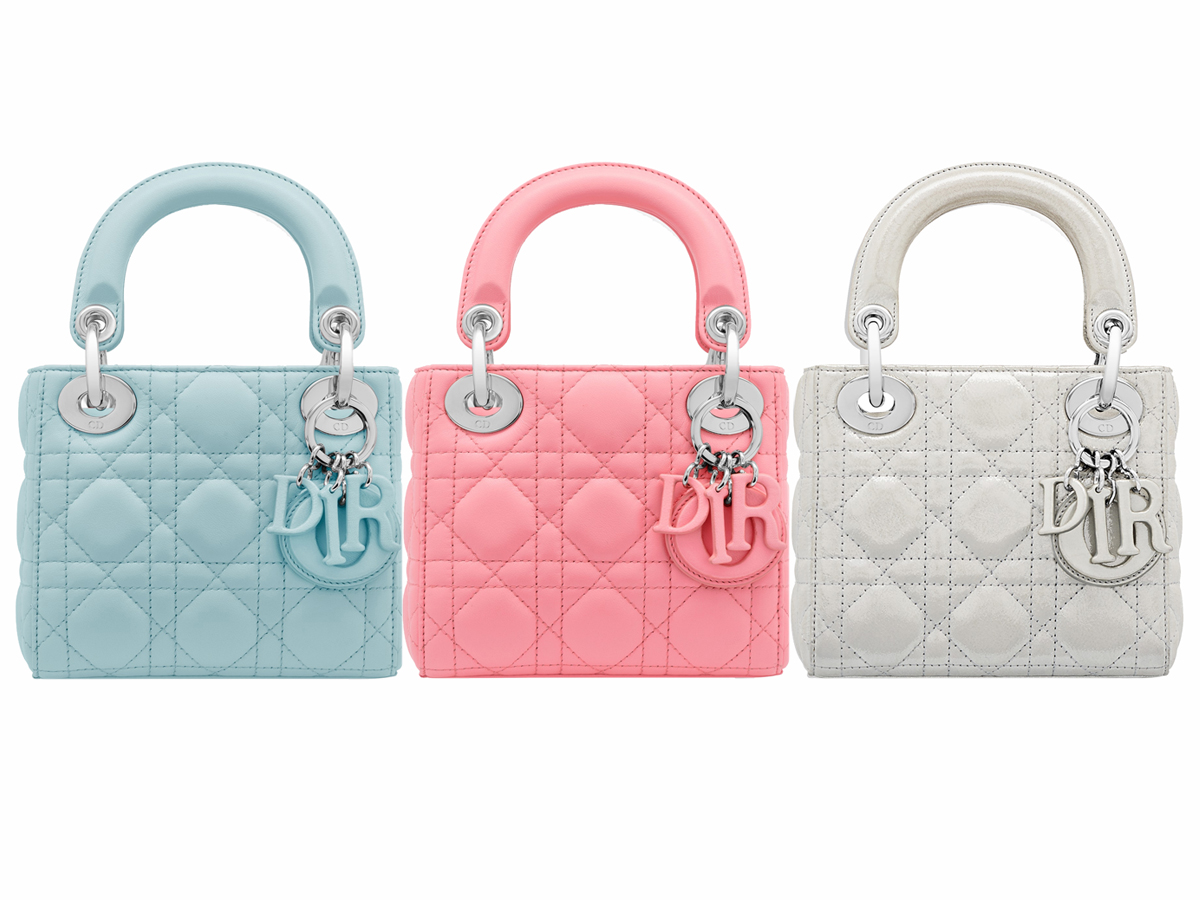 Eniwhere Fashion - Diorever vs Lady Dior