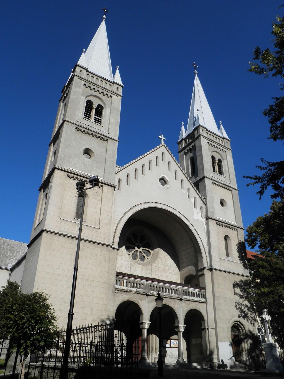 Францисканская церковь Суботица