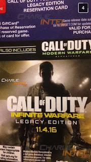 This Week In Videogames – 01/05/2016 call of duty cod infinte warfare leak