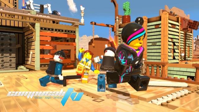 The LEGO Movie Videogame PC Full Español
