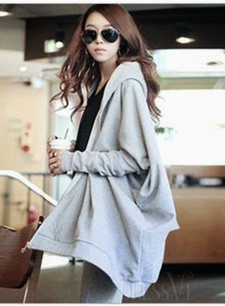 Korean Blazers  Hoodies For Teen Girls By Dressve From -5912