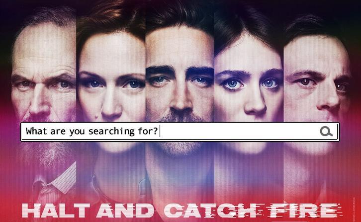 Halt and Catch Fire - Season 4 (The Final Season) - Teaser Promo, Key Art, Cast and First Look Photos + Premiere Date