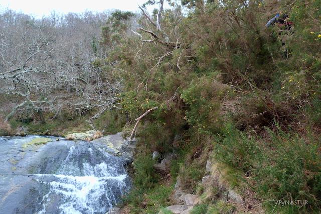 3º Salto de Agua - Río Porcía