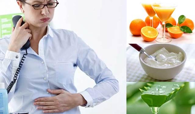 Remedios naturales que tienen propiedades que te ayudan a combatir la indigestión