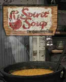 Spirit Soup - The Queensbury Curse wallpapers, screenshots, images, photos, cover, poster