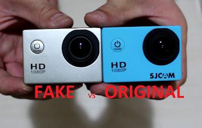 Spesifikasi SJCam SJ4000 - OmahDrones