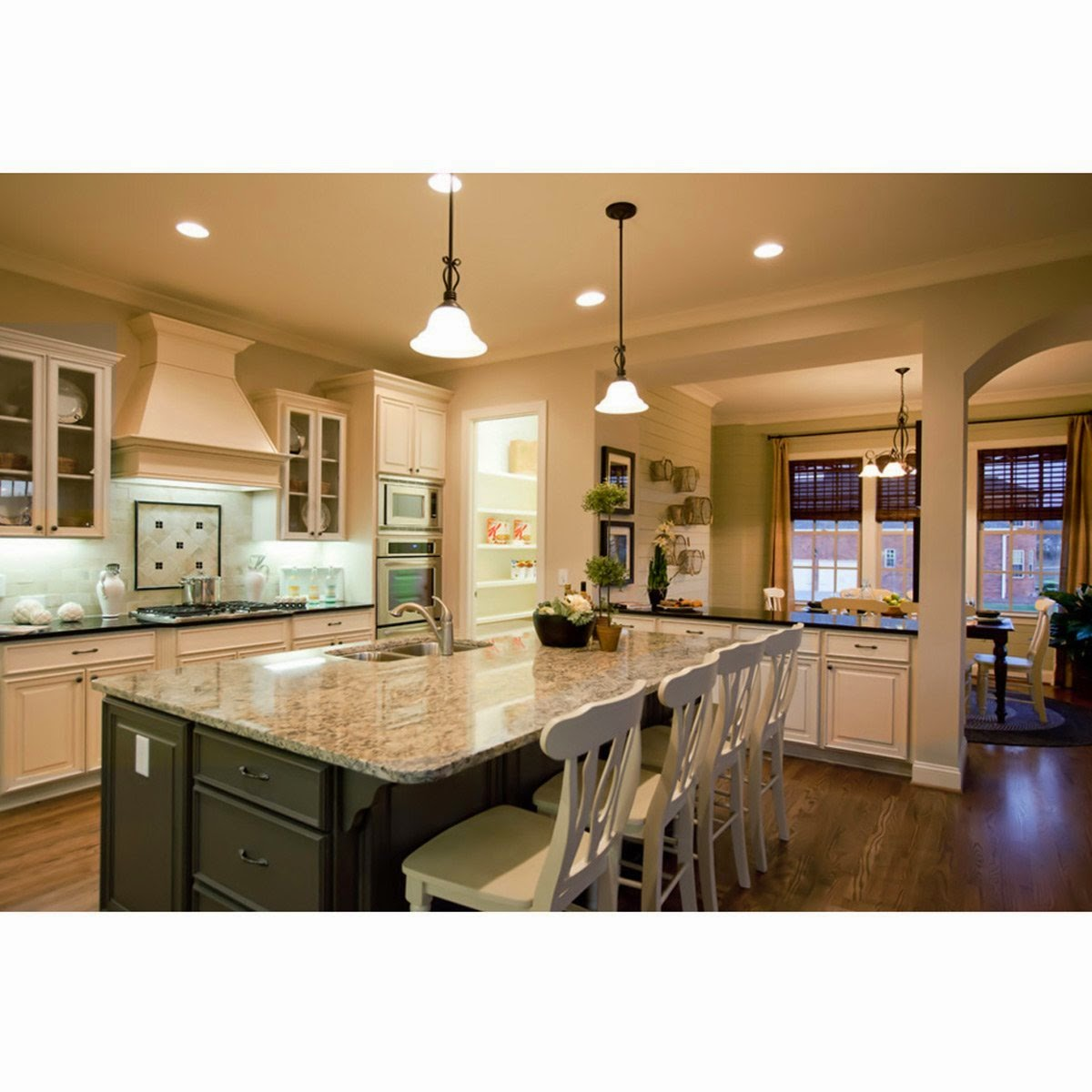 Lighting For The Kitchen: Electric Work: Recessed Lights