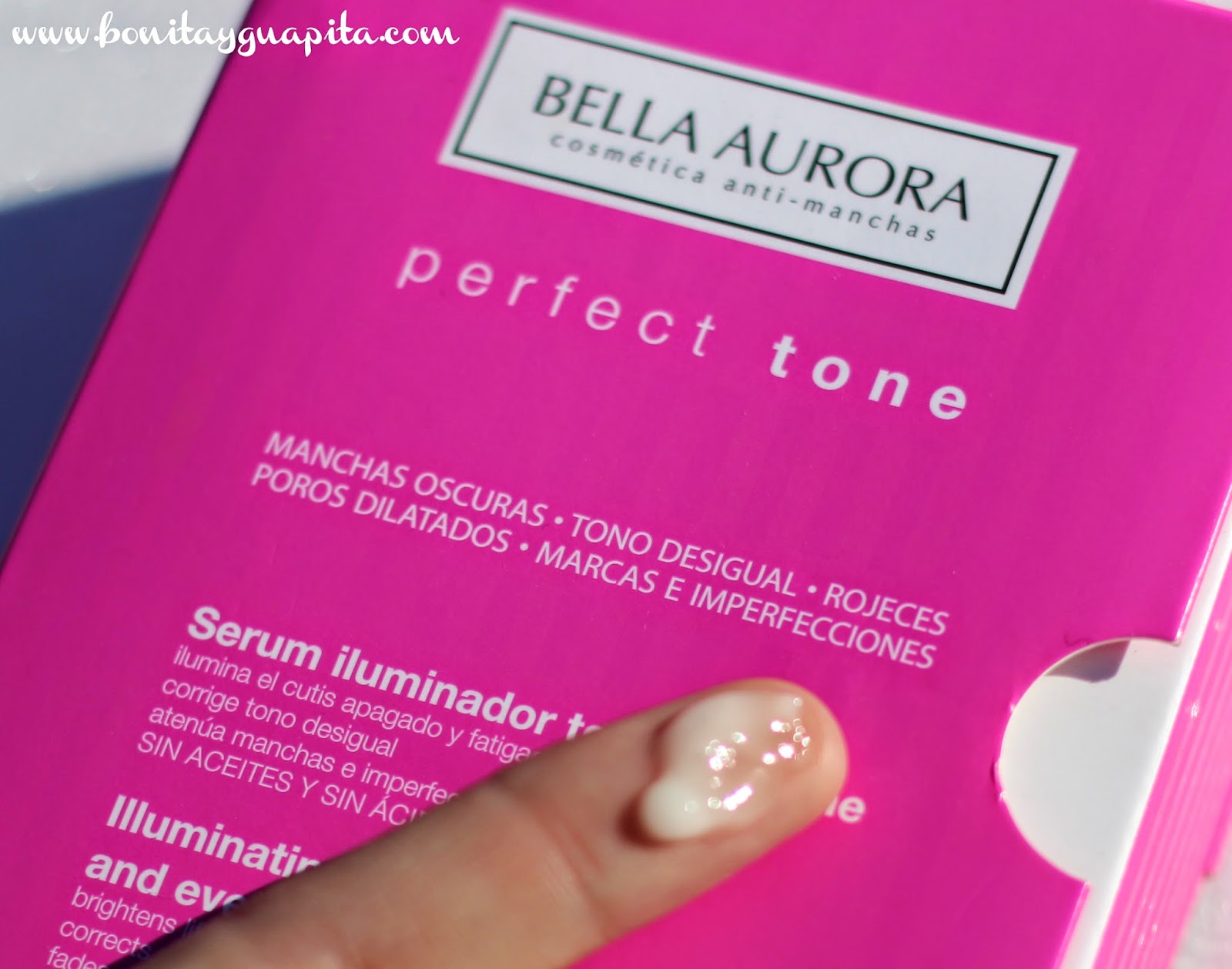 perfect tone bella aurora