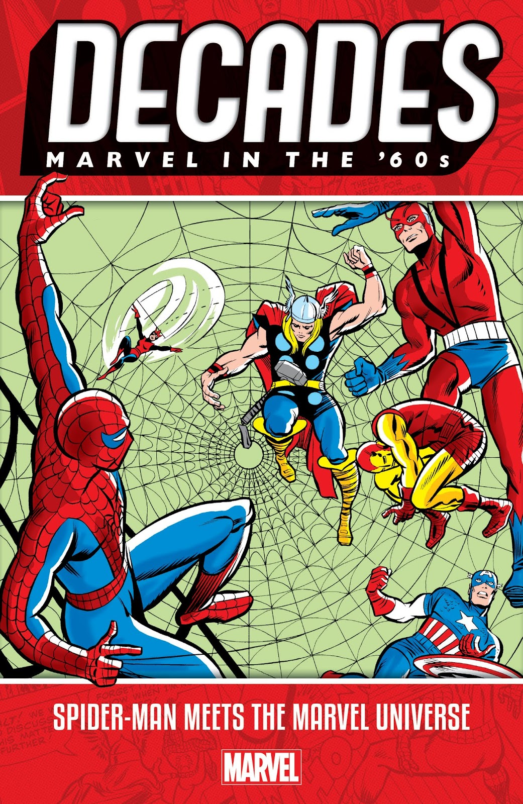 MARVEL DECADES Collections