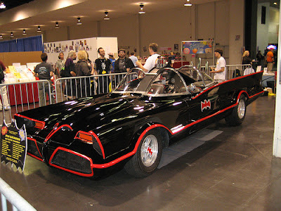 TV series Batmobile