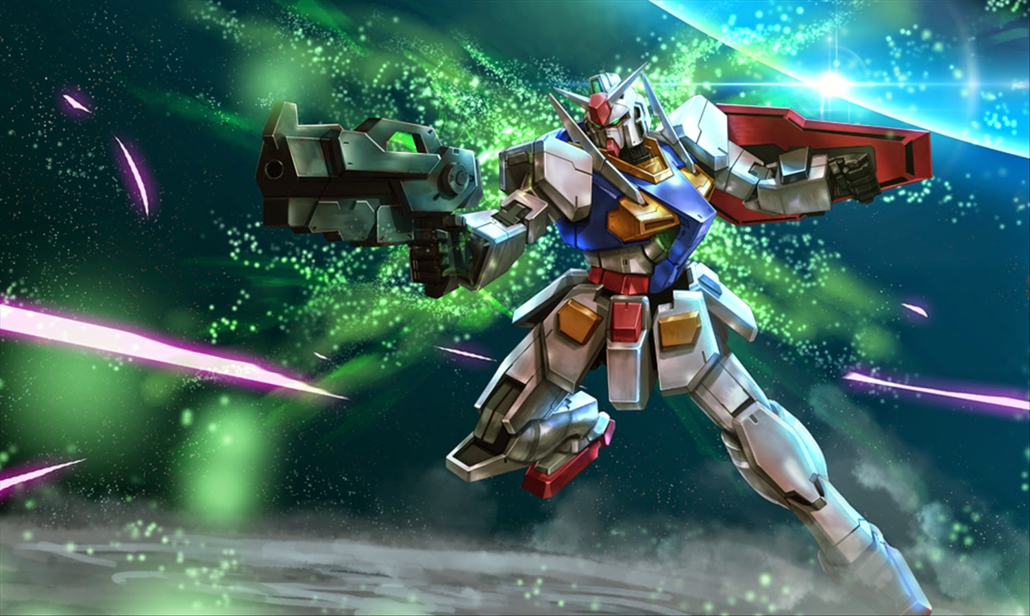 o gundam wallpaper