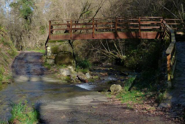 2º puente sobre el Río Pequeño o de La Cueva - Piloña - Asturias