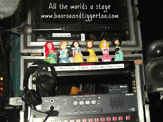 All the worlds a stage