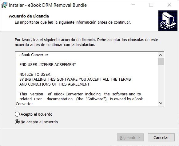 eBook DRM Removal Bundle full imagen