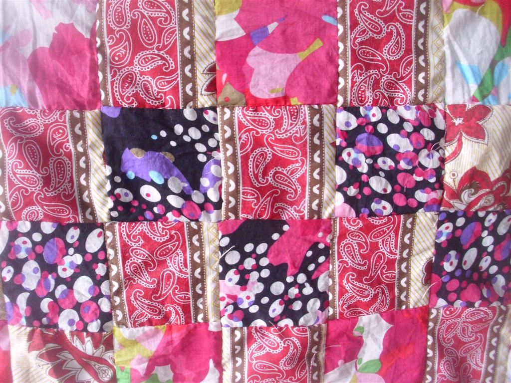 The Do-It-Yourself Mom: DIY Baby Quilt
