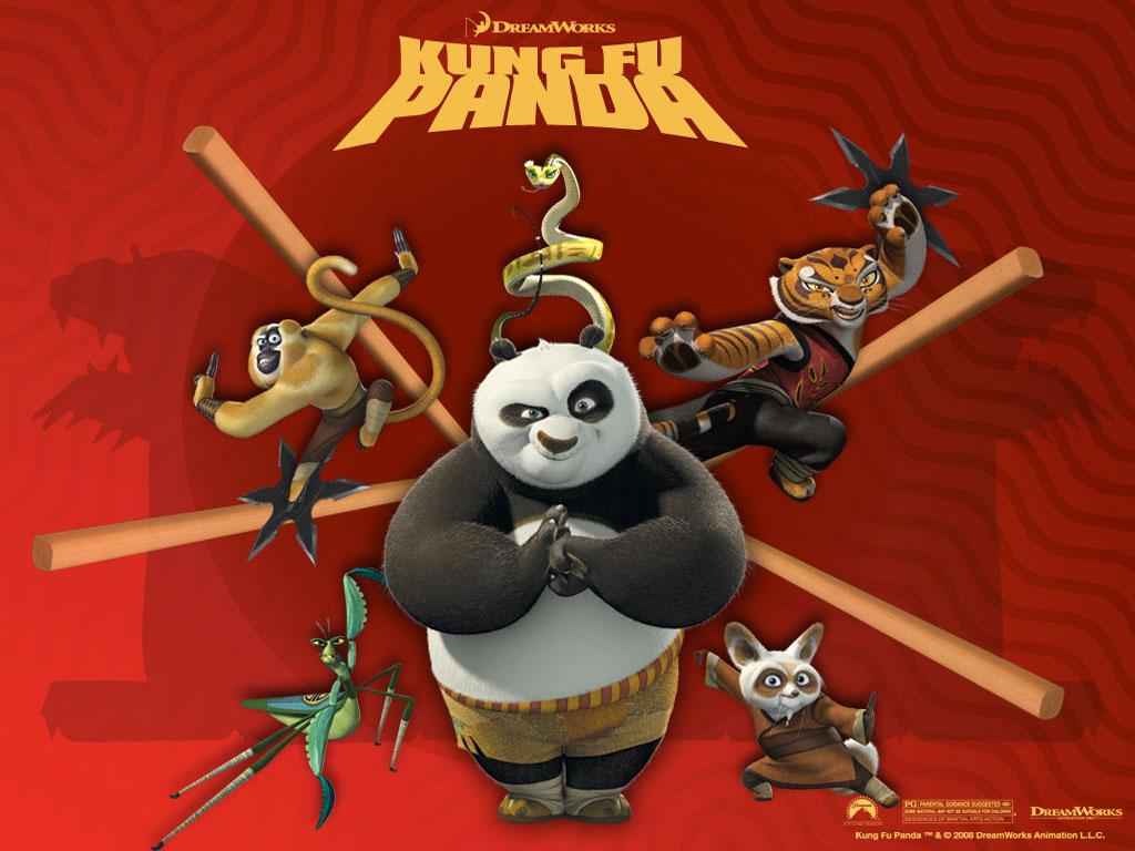 New aNimAtiOn wOrlD: Kung Fu Panda 1,2 Movie Images and ...